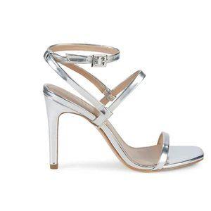 BCBGeneration Size 8 Ivanna Metallic Sandals S4